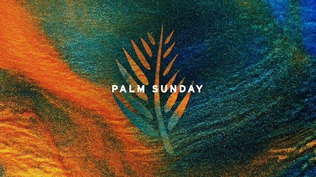 Palm Sunday Images