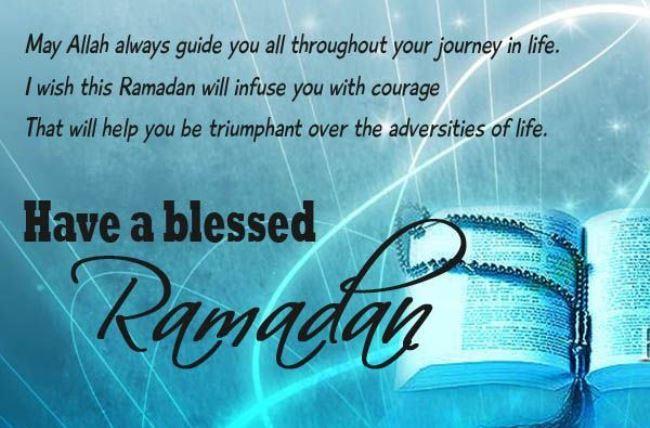 Ramadan Mubarak Advance Wishes and Quotes Images