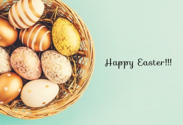 Easter Sunday 2020 Greeting Messages