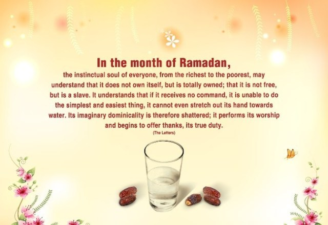 Ramadan Mubarak 2020 Greeting Quotes and Wishes Pictures