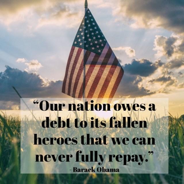 Happy Memorial Day 2020 quotes