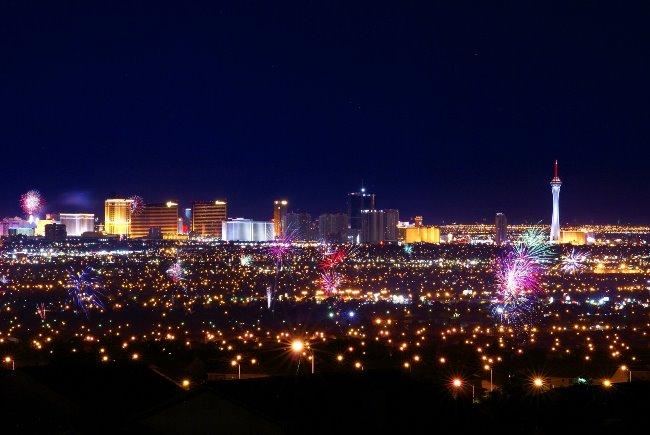 4th of July Las Vegas