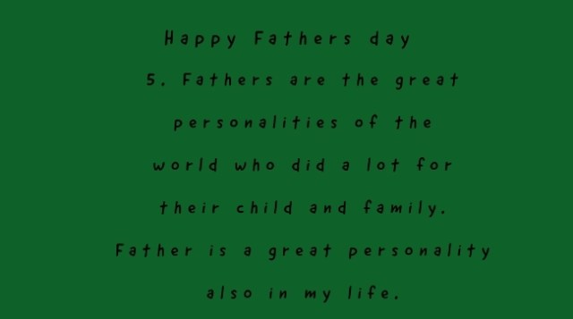 fathers day 2020 inspirational quotes