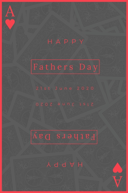 happy fathers days cards 2020