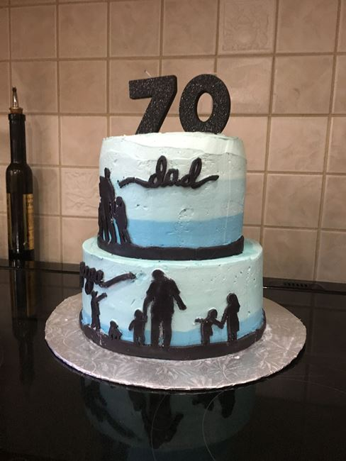 happy fathers day 2020 cake