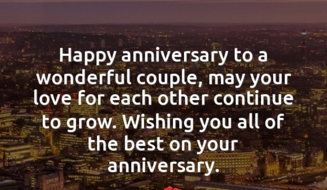 Happy Anniversary Wishes for Partner 2020