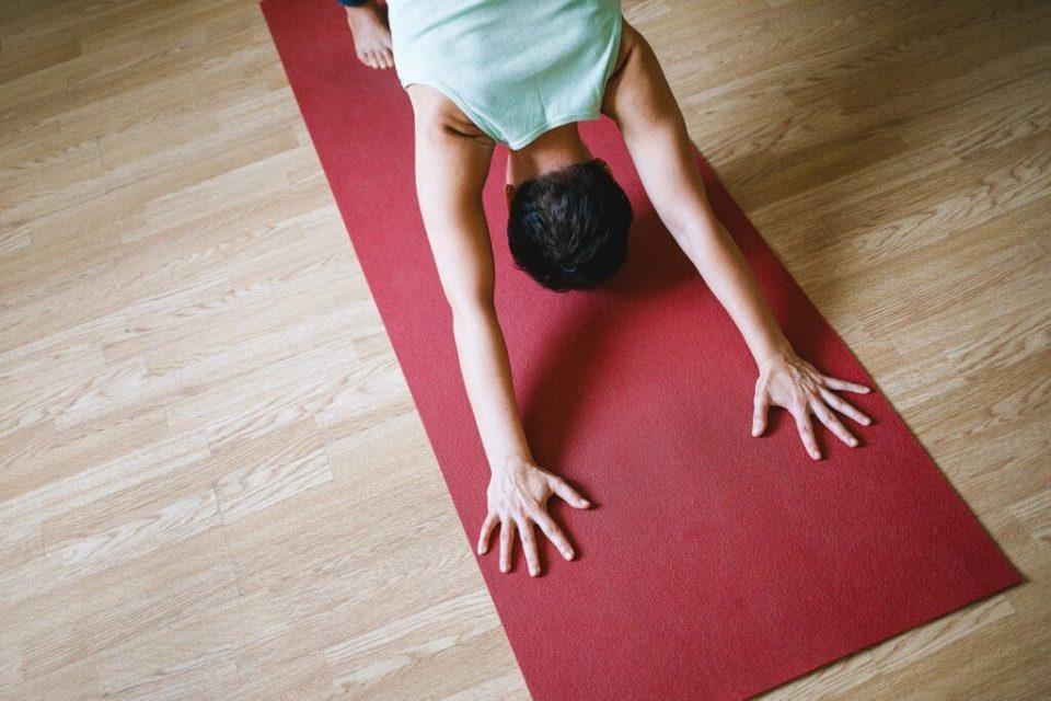 dynamische yoga
