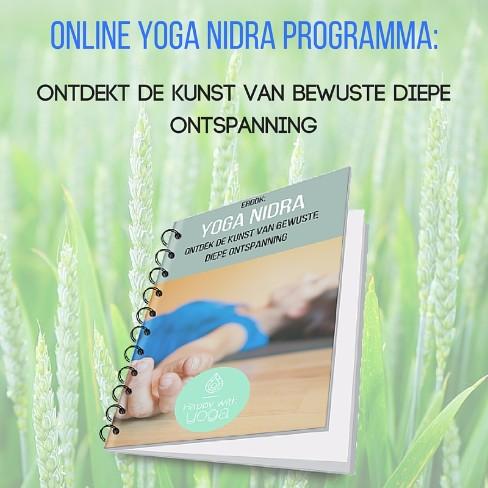 Yoga Nidra nederlandstalig