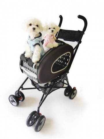 Buggy 5 in 1 - Chocolat
