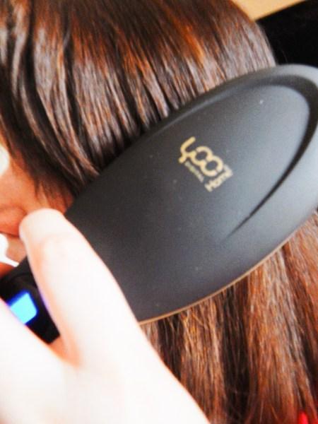 DSCN2469 450x600 - Test capillaire #2 : : La brosse lissante d'HairYoo