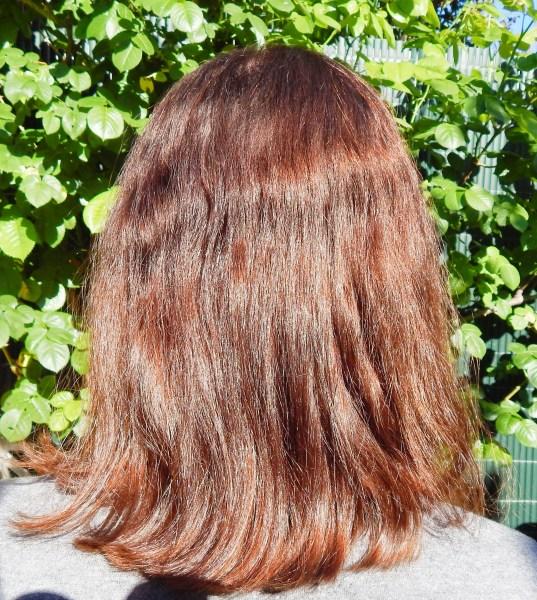 DSCN2516 537x600 - Test capillaire #2 : : La brosse lissante d'HairYoo