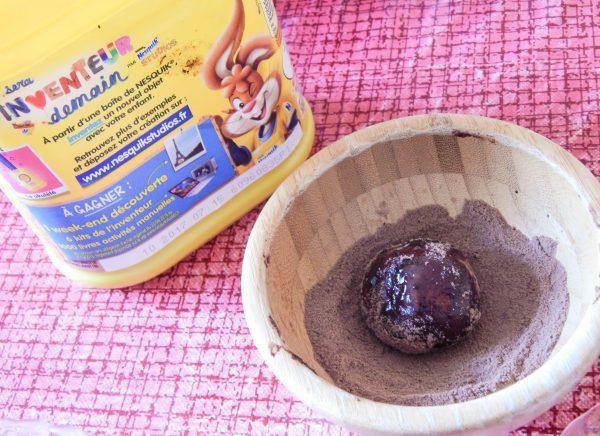 recette mochi nutella nesquik 600x436 - Recette #3 : Les Mochis au Nutella, la recette simple, rapide et délicieuse !