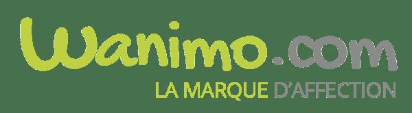 Wanimo marque fd baseline clair 600x165 - Mon top 5 de site : animalerie en ligne 🐶🐱🐇
