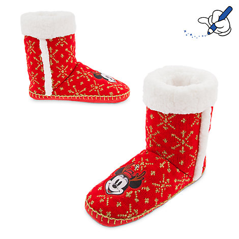 Chaussons montants Mickey Mouse, Share The Magic disney store