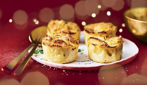 mini-gratins de pomme de terre picard