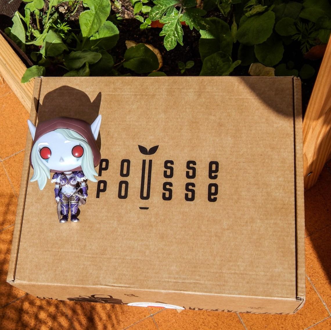 box pousse-pousse