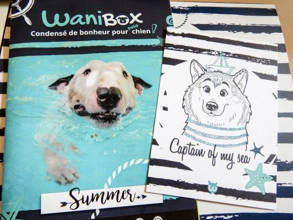 wanibox summer été 2018