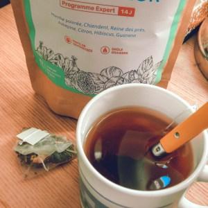 cellublue thé minceur