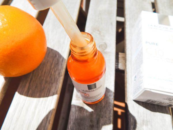 DSCN7162 600x450 - La Roche Posay Pure vitamin C10 : cocktail de vitamine pour le visage