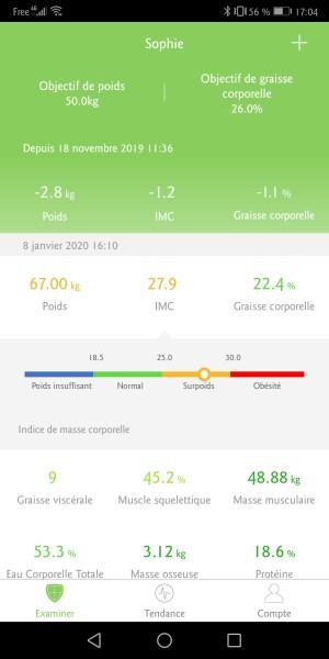 capture ecran feelfilt 300x600 - Ma routine perte de poids (sport, alimentation, compléments alimentaires)