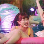 【KIREIMO(キレイモ)CM】プールではしゃぐ3人のモデルは誰?