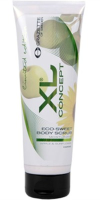 grazette xl concept ecosweet body scrub