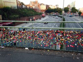 More 'Love-Locks'