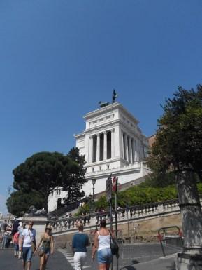 Capitoline Hill at Piazza del Campidoglio