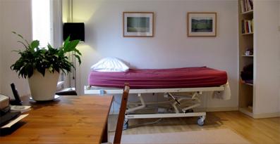 Behandel kamer van Frans van Nieuwmegen en Birgit Kooren