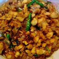 Fish Fillet Bhuna