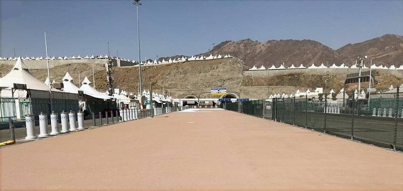 Makkah Project: A cool way to reduce heat in walkway at holy sites