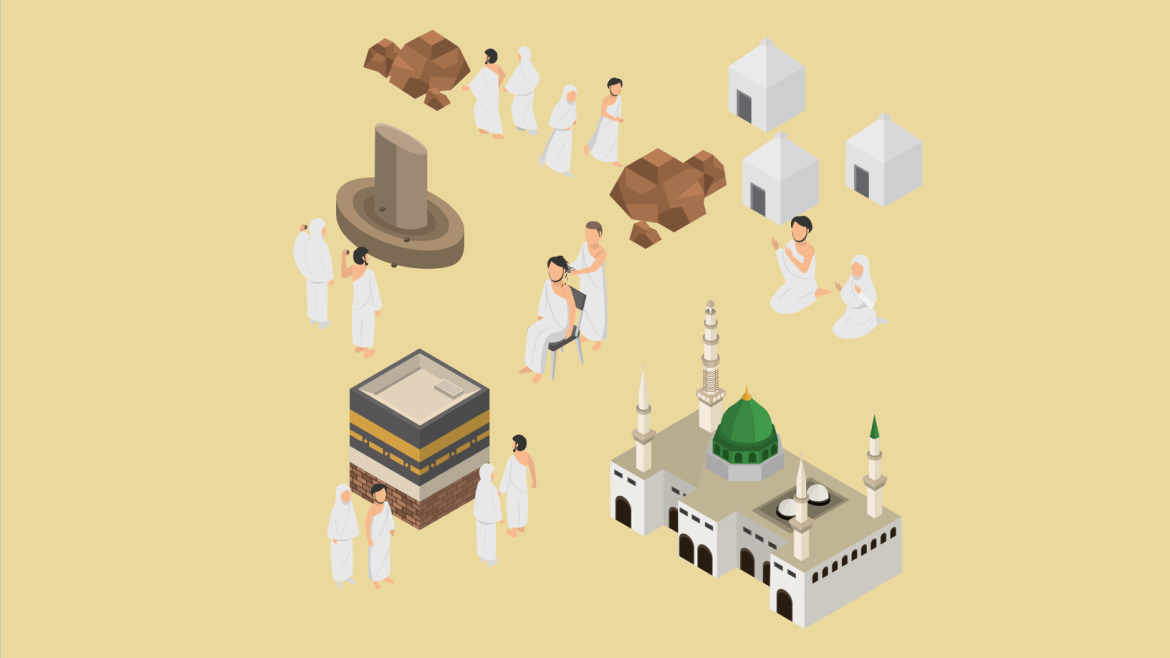A simple guide to perform Hajj