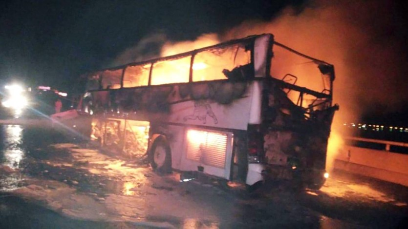 35 expat pilgrims die in bus crash near Madinah