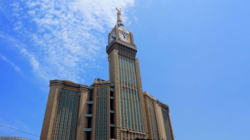 6 Lesser Known Facts About Mecca Clock Tower
