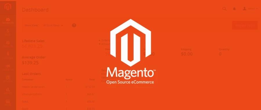 Top e-commerce website navigation: intro to Magento