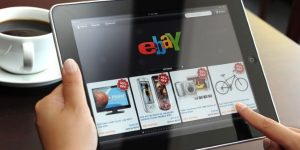 How business growth on eBay, competition between selling and customers?