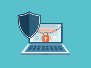 Protect your data form hackers and skimmers