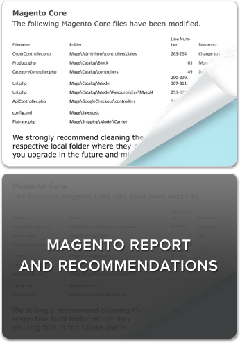 Magento Health Check