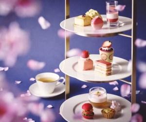【桜アフタヌーンティー&さくらビュッフェ2021まとめ】桜パフェや桜ランチ!桜スイーツお取り寄せ通販も