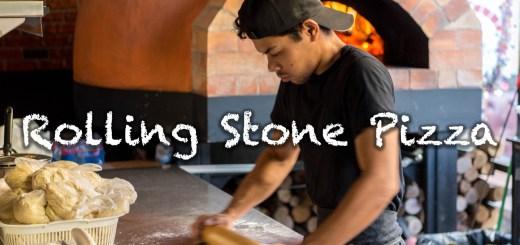 ローリング ストーン ピザ Rolling Stone Pizza オンヌット Onnut