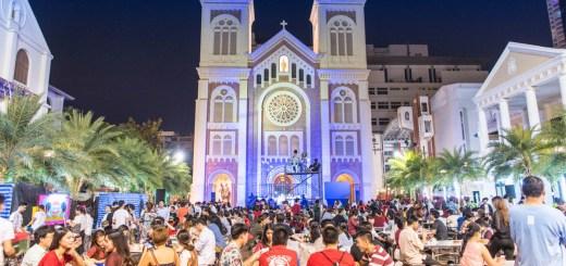 アサンプション大聖堂クリスマスフェア 2017