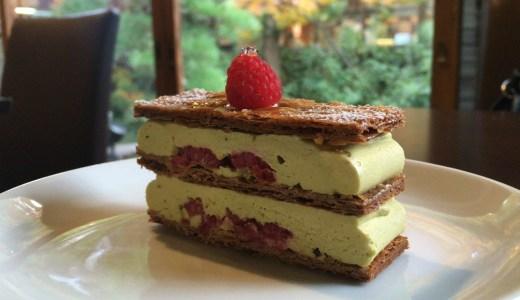 イートインあり。フレンチのシェフが手掛ける四谷・カフェミクニズの本格ケーキ