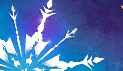 浜松町の四季劇場で「アナと雪の女王」の上演が決定しました!