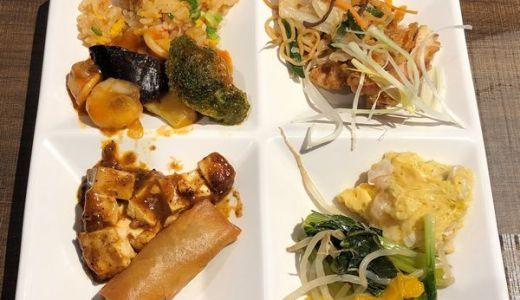 南町田グランベリーパーク台湾料理食べ放題の點心点心!