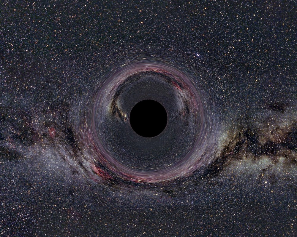 Black Holes AND Ancient Indians (2/6)