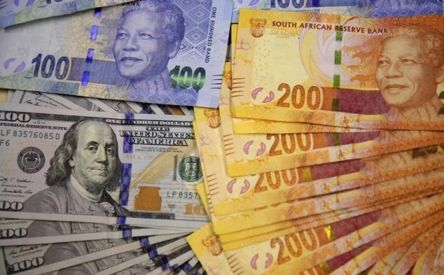 Rand exchange rate