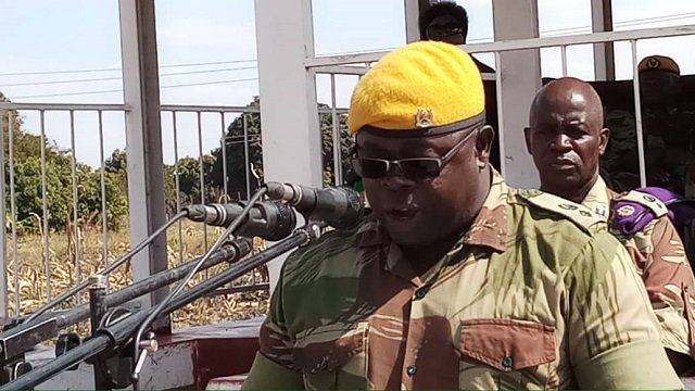 Senior Army Commander In Leaked Audio With First Lady