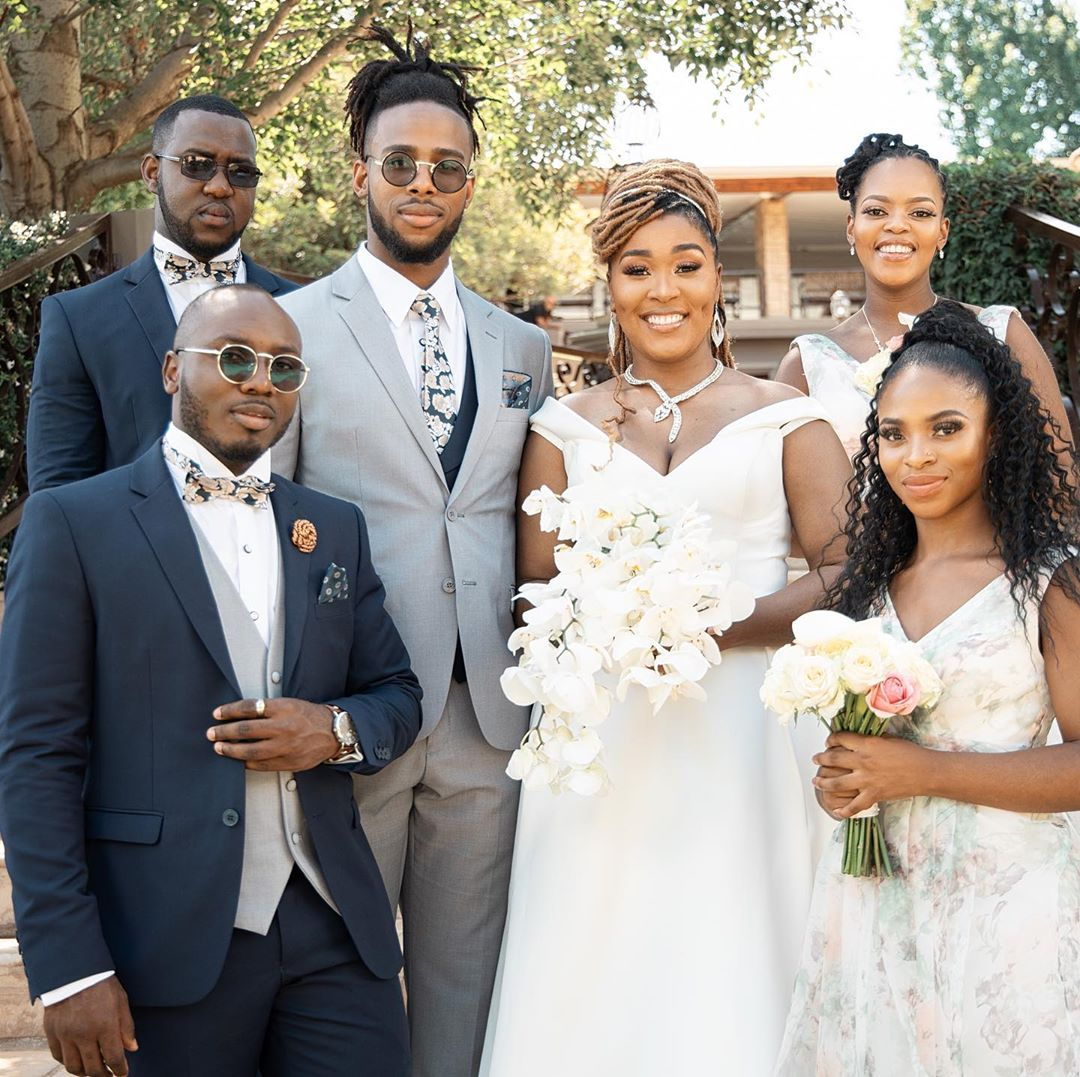 Pictures Lady Zamar S Wedding Pictures Leave Many Confusedharare Live