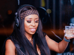 Dj Zinhle misses coming to Zimbabwe