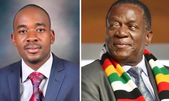 Nelson Chamisa Targets State House, not Harvest House